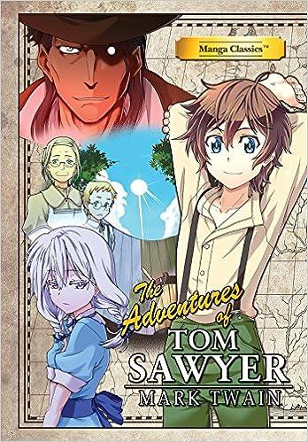 Image result for manga classics huck finn