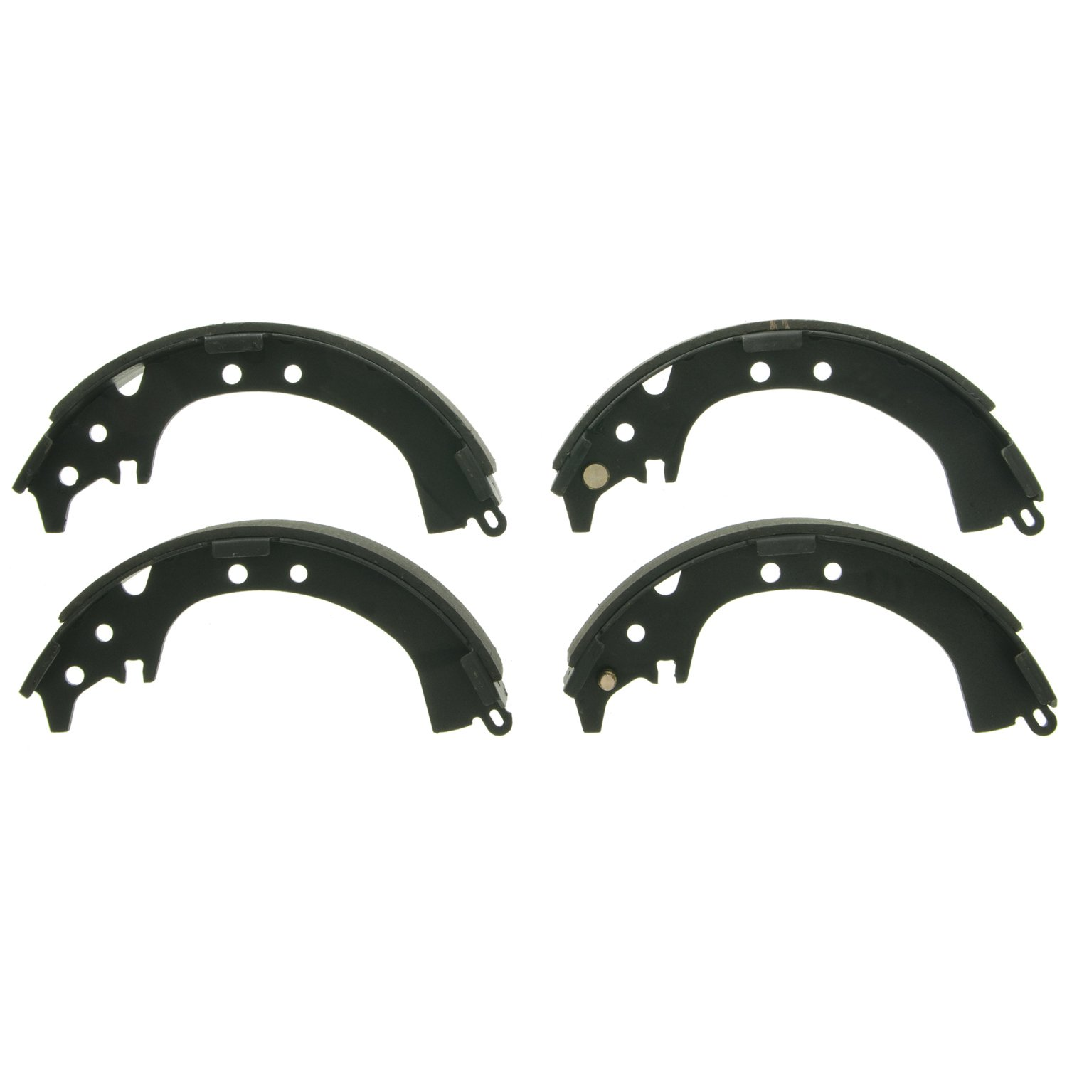Wagner Z587A Brake Shoe Set, Rear Wagner Brake