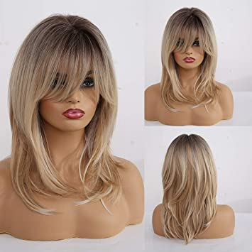 parrucche bionde amazon