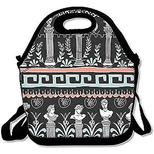 Starorland Coral And Mint Greek Environmental Bag Fashion Elegant For Mens