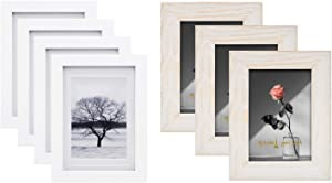 5x7 Picture Frames and Rustic Frames