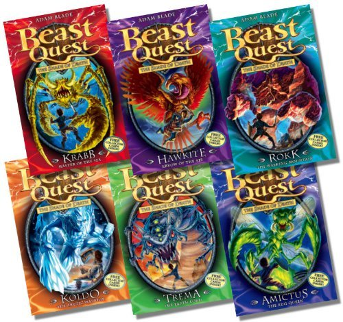 Beast Quest Collection Hawkite Mountain product image