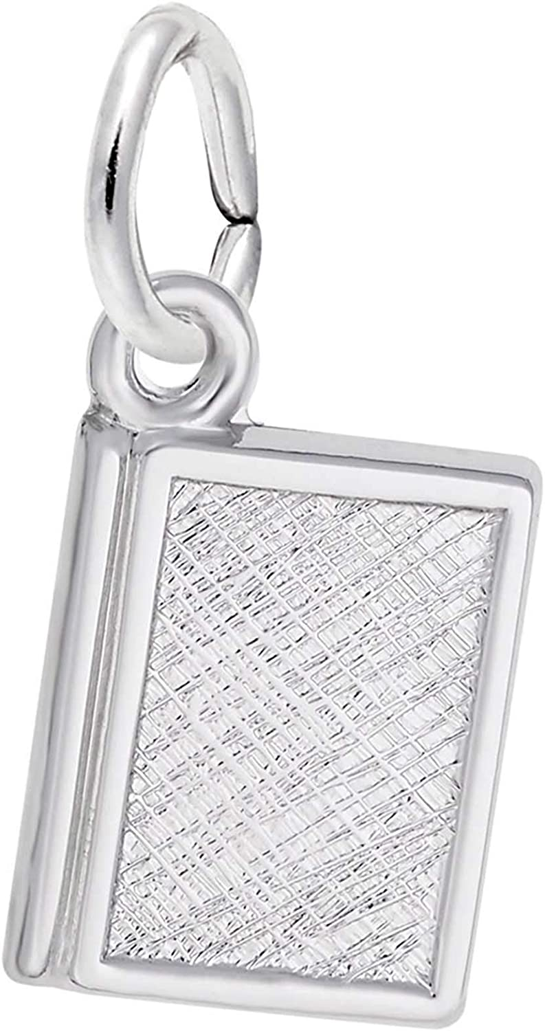 Rembrandt Charms Book Charm
