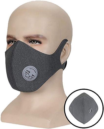 masque anti pollution anglais