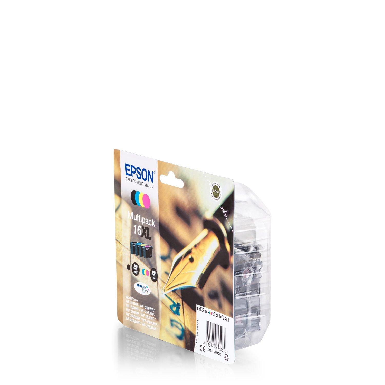De Tinta original para EPSON WorkForce WF 2660 DWF Epson 16 X L C ...