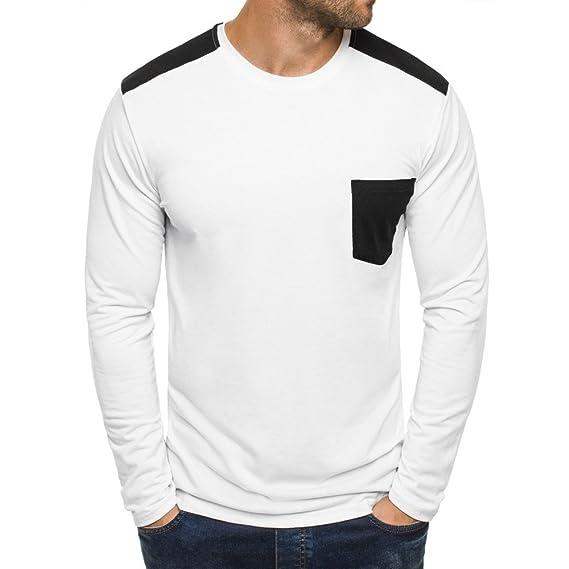 Rawdah_Camisetas De Hombre Manga Larga Camisas Hombre Manga Larga Polo Camisas De Hombre Manga Larga Camisetas