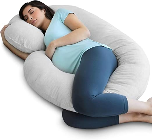 Comfy  Pillow Maternity Body Support Pregnancy Feeding Cushions