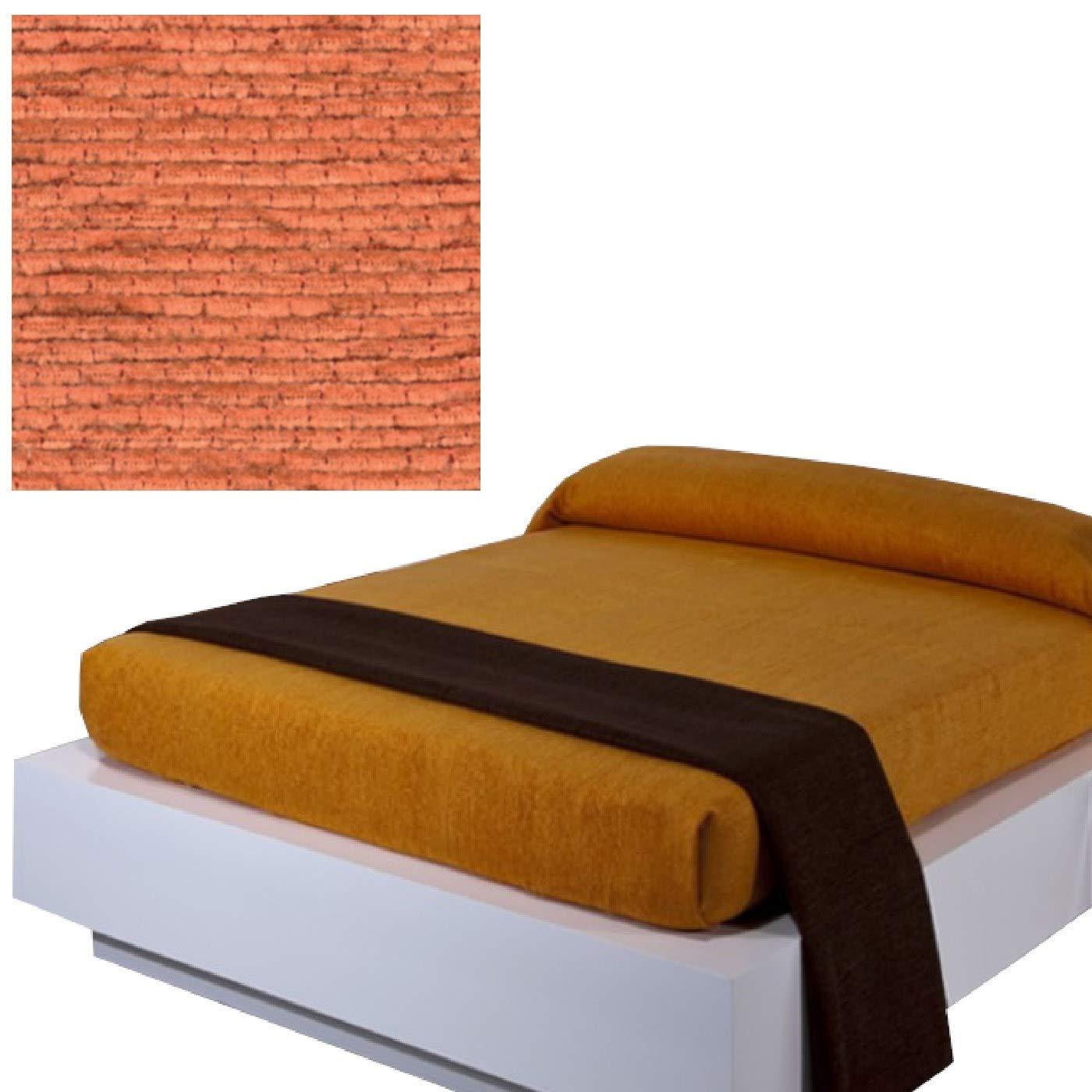 Jarrous Foulard Multiusos Modelo Calpe, Color Teja, Medida ...