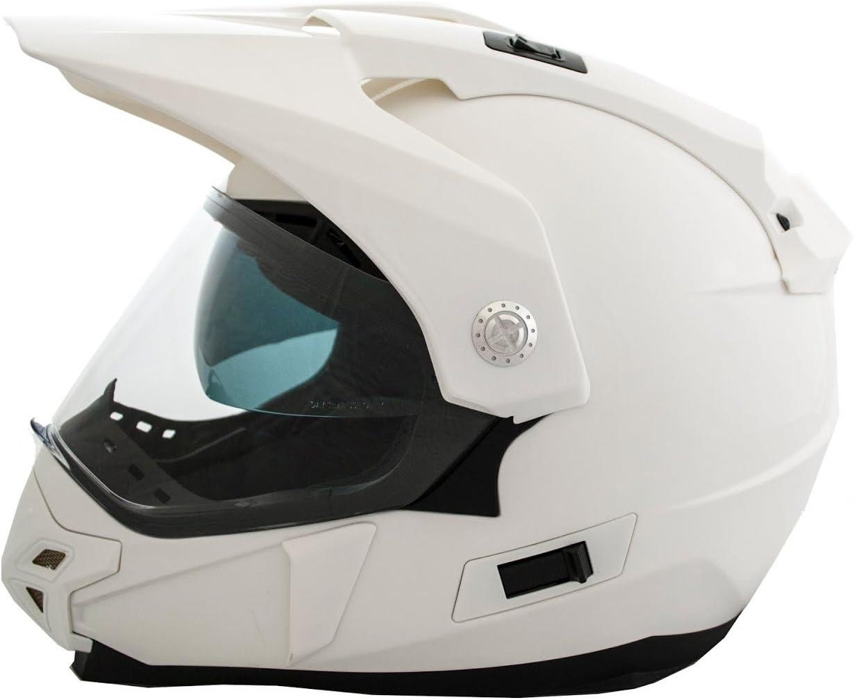 Casco Moto Custom S Cascos Abierto Nitro para Motos en
