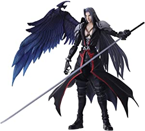 Square Enix Final Fantasy Bring Arts Sephiroth (Another Form Variation) Action Figure, Multicolor