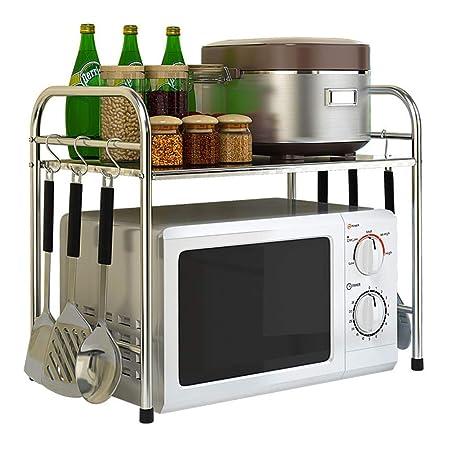 Estante de cocina Rejilla de horno de microondas Lixin Cocina de ...