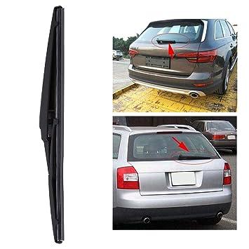 Limpiaparabrisas del Parabrisas Trasero para Toyota Dodge Fiat Lexus Chevrolet Mitsubishi de Delaman: Amazon.es: Coche y moto