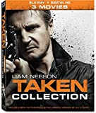Taken 3-Movie Collection [Blu-ray]