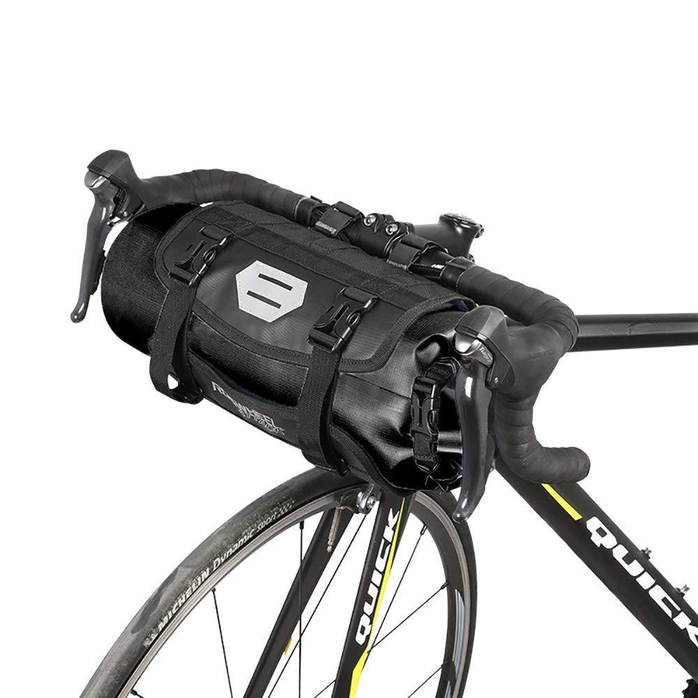 DLOONGS Bolsa Trasera de Bicicleta Impermeable y Multifunción ...