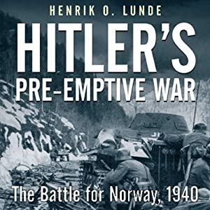 Hitler's Preemptive War Audiobook