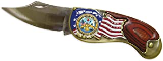 product image for American Coin Treasures Armed Forces Colorized Quarter Pocket Knife Army