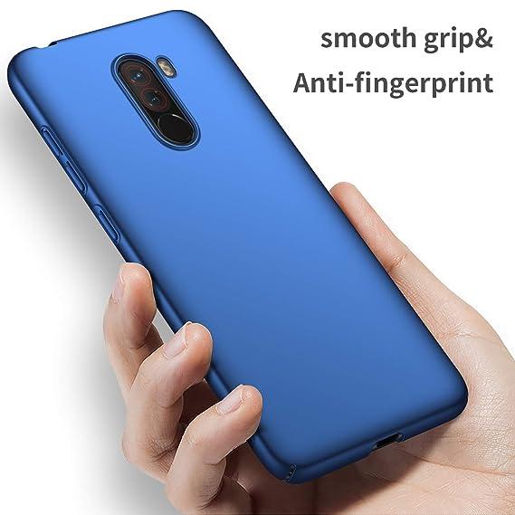 Amazon.com: Avalri - Carcasa para Xiaomi Pocophone F1 ...