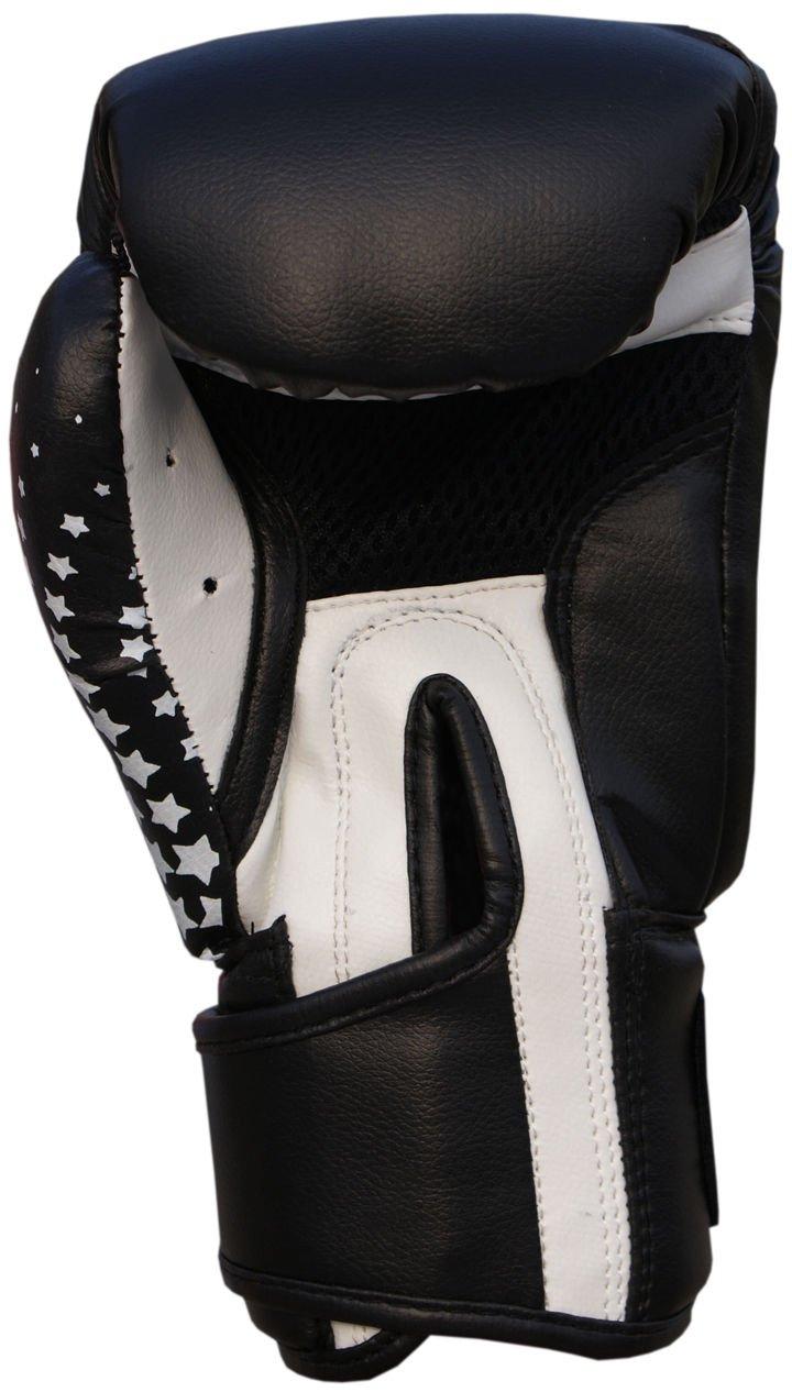 Kids boxing gloves junior boxing gloves junior MMA Muay thai kickboxing and punching bag mitts 6Oz Farabi Sports KBG - 1011
