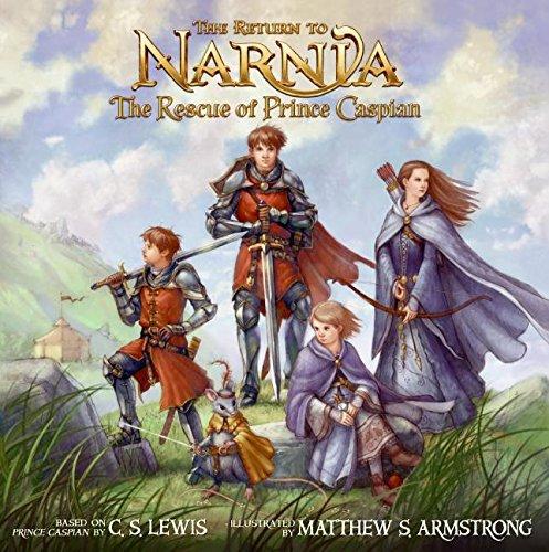 chronicles of narnia prince caspian book