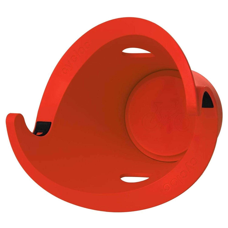 Elegante Soporte de Pared para Bicicleta y Estante de Almacenamiento M/últiples Opciones de Color Disponibles Cycloc Solo