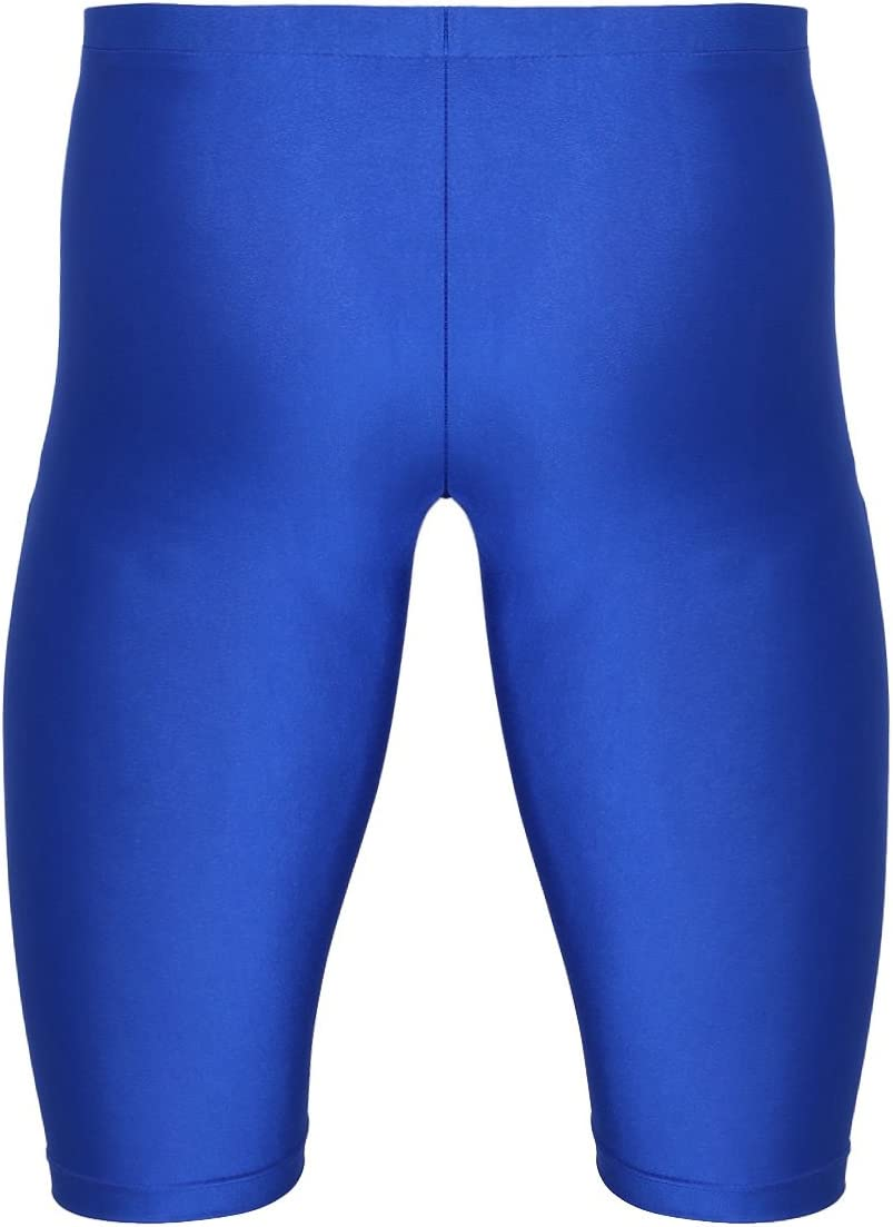 iEFiEL Men Quick Dry Swimming Sport Workout Gym Compression Training Shorts Tights
