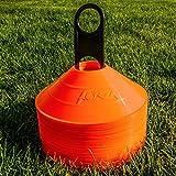 "Net World Sports 15"" Marker Cones (10qty)..."