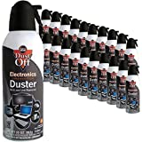 20 CANS (20 Pack) of Falcon Dust-Off Compressed Gas Duster, 10 oz.