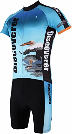YGBH Ropa de Ciclismo, Equipo de Ciclismo de montaña para Hombre, 3D, cojín Transpirable, Traje de MTB, Camisa Neutral, Pantalones de Montar, Ropa Interior Deportiva,XXL: Amazon.es: Hogar