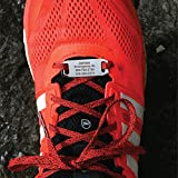 Shoe ID Tags - Important Identification for Runners, Cyclists, Athletes, Travelers, and Children