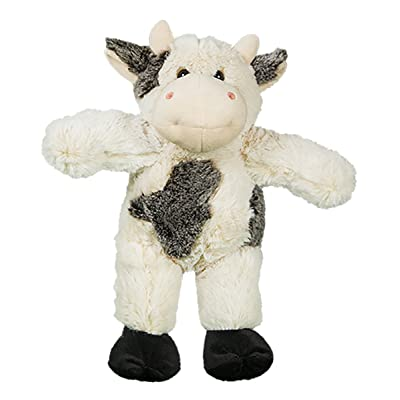"Beary Fun Friends Recordable 8"" Plush Bessie Mae MOO-cho The Cow w/20 Second Digital Recorder for Special Messages, Rymes or Songs: Toys & Games"