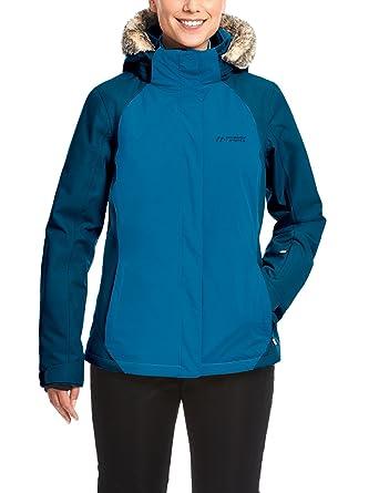 maier sports Mujer Lights-out2 Snow W - Chaqueta de esquí ...
