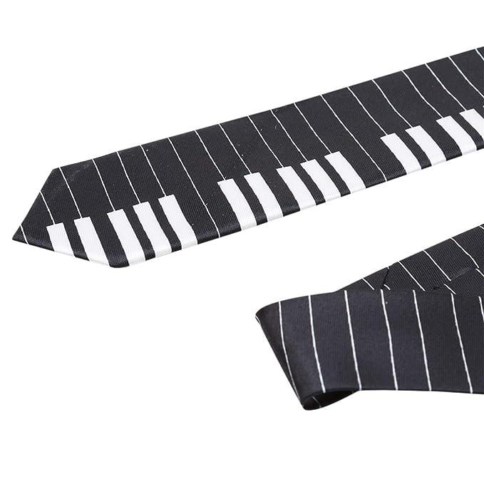 hengxi ngde personalidad creativa hombres corbata corbata Piano ...