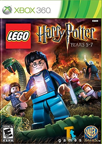 LEGO Harry Potter: Years 5-7 - Xbox 360