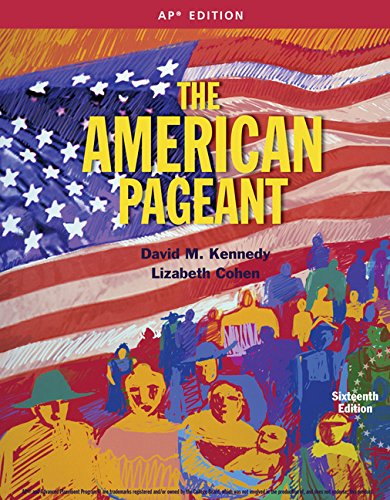 The American Pageant 16th AP Edition