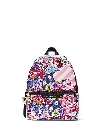 8580359a020db Victoria's Secret Mary Katrantzou backpack Small City Designer collection  fashion Show