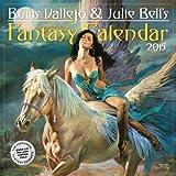 Boris Vallejo & Julie Bell's Fantasy 2015 Calendar
