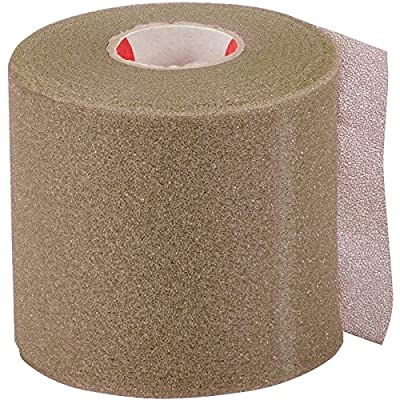 "Cramer Tape Underwrap, Sports PreWrap for Athletic Ankle, Wrist, and Injury Taping Jobs, Hair Tie, Headband, Patella Support, Pre-Wrap Athletic Tape Supplies, 2.75"" X 21"" Yard Rolls of Pre Wrap"
