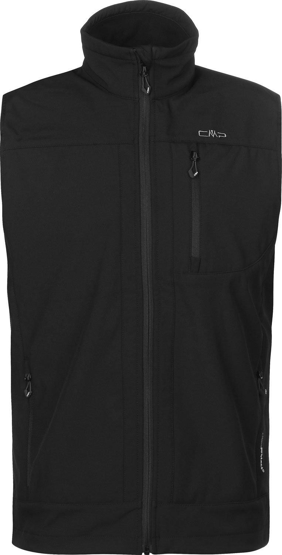 CMP - F.lli Campagnolo Men's Softshell Vest Bodywarmer 3A02087N187