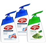 Lifebuoy Anti Bacterial Hand Wash Mild Care, 200ml (Pack of 2)+ Lifebuoy Anti Bacterial Hand Wash, 180ml FREE