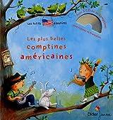 Les plus belles comptines américaines (1CD audio)