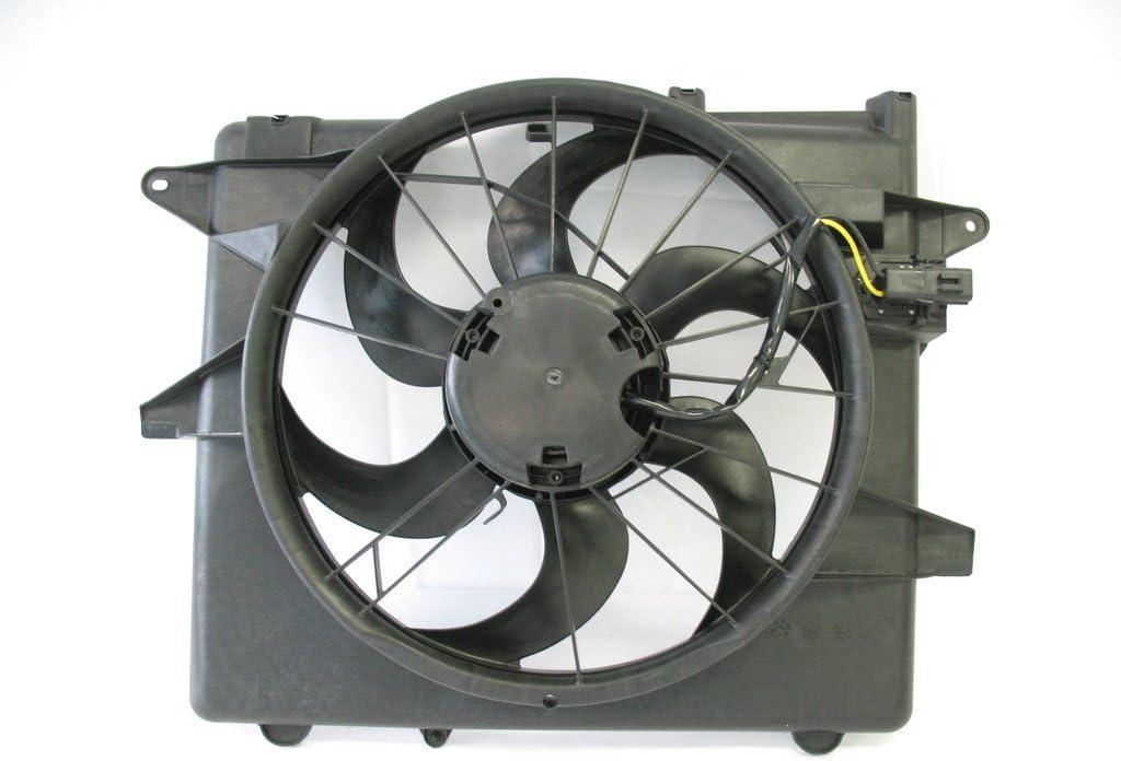 Pinzas Yang fan-fd67036 a repuesto Radiador/Ventilador de ...