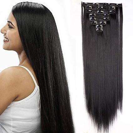 Extension capelli neri