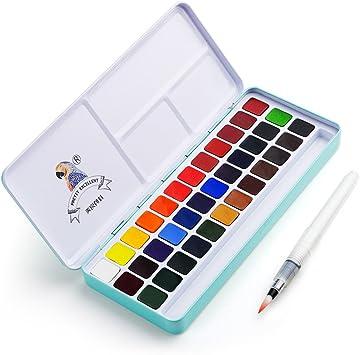 MeiLiang Watercolor Paint Set