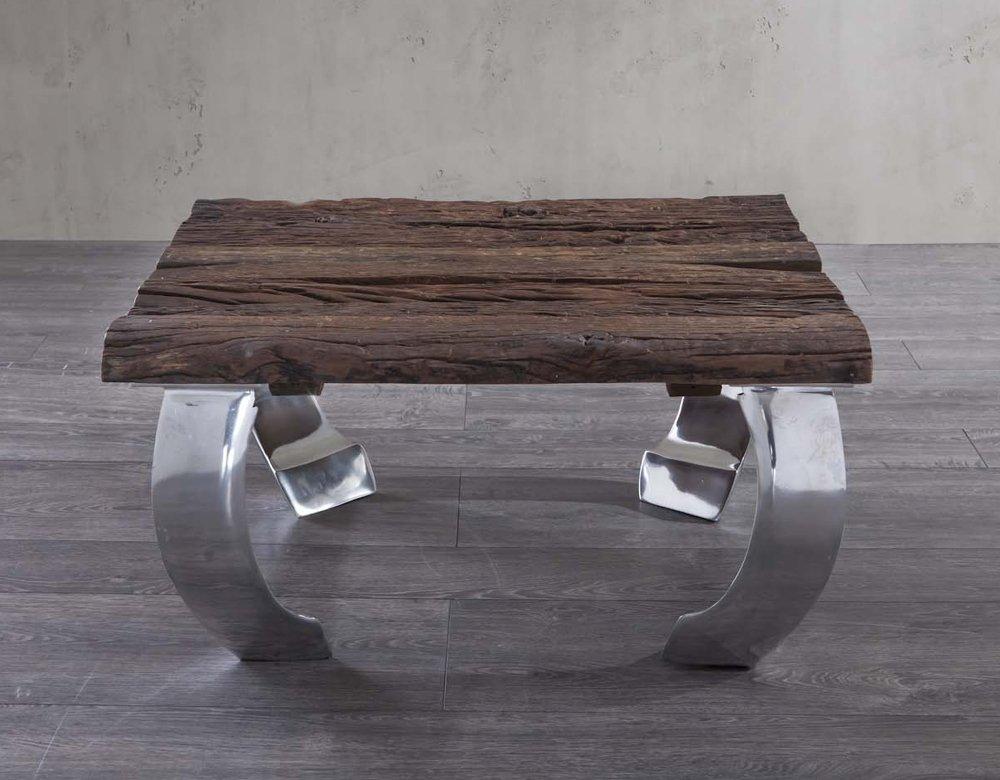 schwemmholz treibholz möbel tisch wohnzimmer tisch coutsch ... - Tisch Für Wohnzimmer