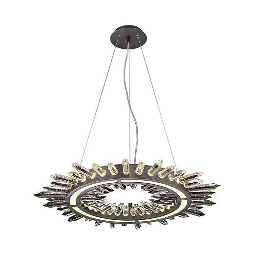 Amazon.com: Chandeliers - Lámpara de techo (1 bombilla LED ...