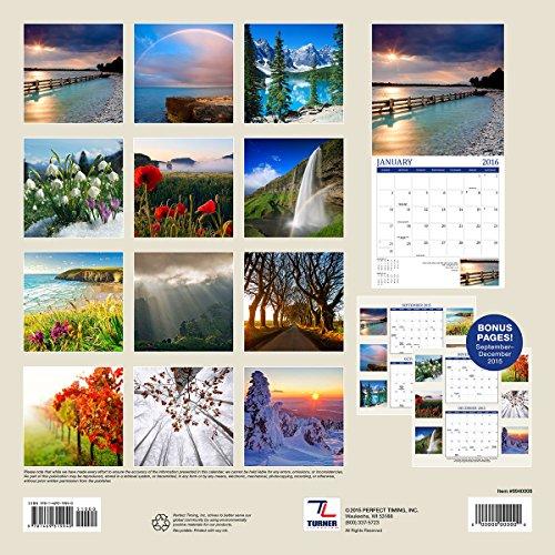 Turner Bible Verses 2016 Wall Calendar (8940008)