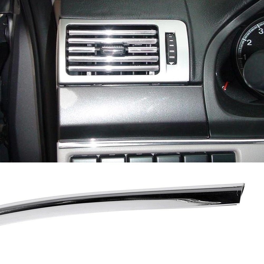 Moulding Trim Strip,4M U Shape Automobie Car Interior Vent Door Edge Grille Molding Trim Strip VGEBY