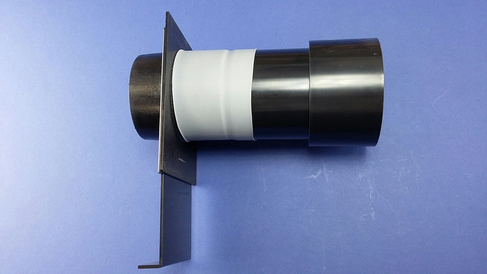 Charnwood HS100//50 Woodworking Dust Extractor Heatshrink Sleeving for 100mm to 50mm