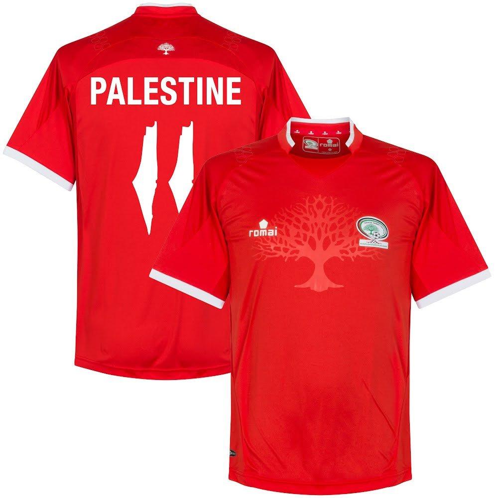 Palästina Home Trikot 2016 2017 + No.11