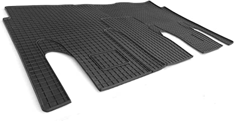 Kh Teile Gummimatte Vito V Klasse W447 Gummi Fußmatte 1 Sitzreihe Fahrgastraum Auto